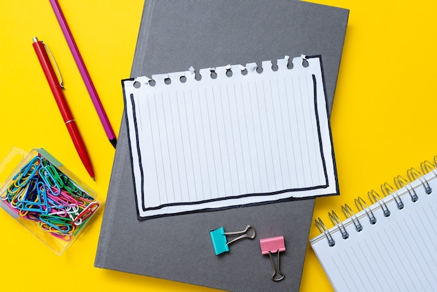 Material de escritório chamativo, coleções de ensino e aprendizagem brilhantes, ferramentas de escrita criativa, coisas educacionais, materiais mistos para alunos caneta papel notebook lápis de notas adesivas