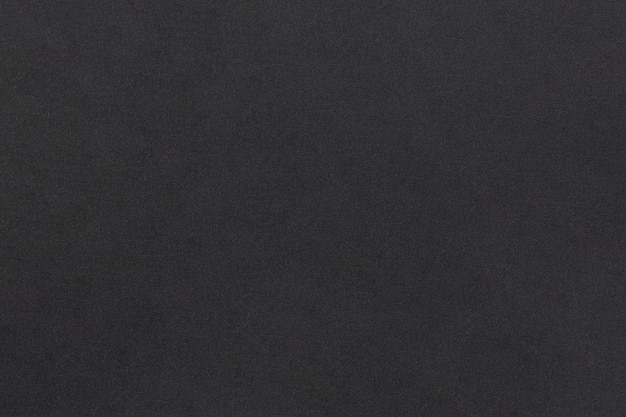 Material de espuma macia textura preta abstrato