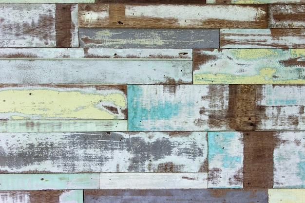 Material de madeira com fundo de textura abstrata estilo retro.
