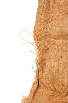 Material de pano de saco