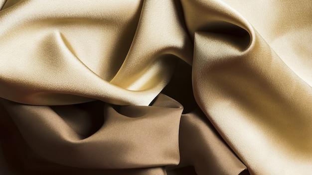 Material de tecido de seda para decoração de casa