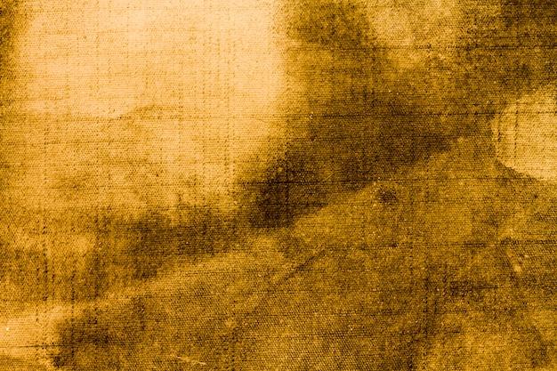 Material de tecido marrom antigo com espaço de cópia