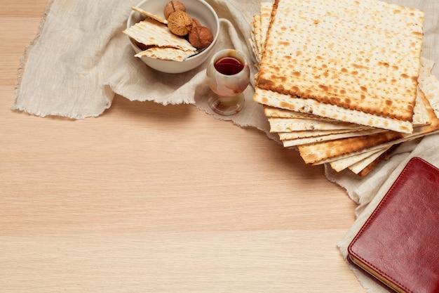 Matzo, matzoth para a páscoa judaica