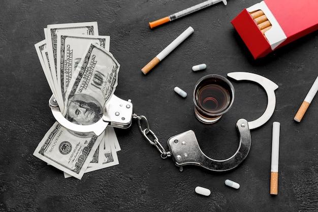 Maus hábitos custam dinheiro