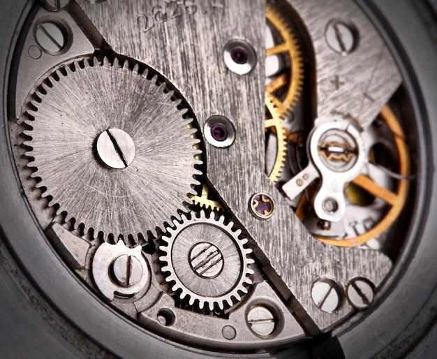 Mecanismo de relógio