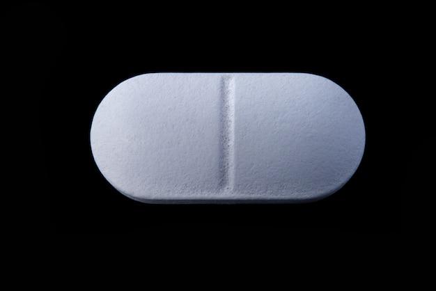 Medicação em preto