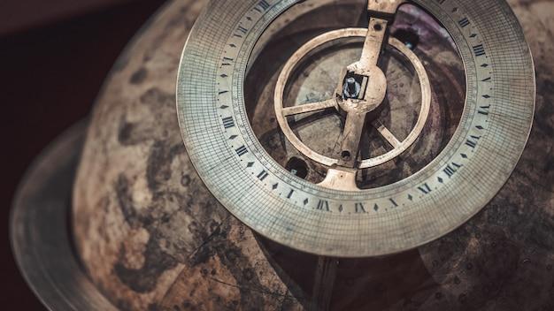 Medição da escala circular
