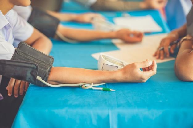 Medição de pulso para proteger doenças