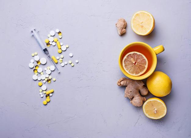Medicinas tradicionais e remédios naturais alternativos