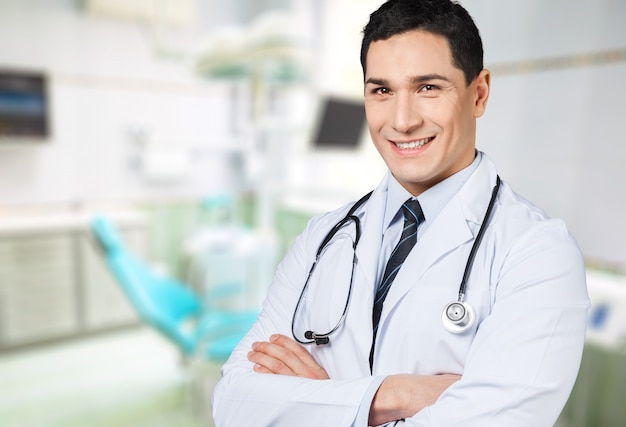Médico sênior