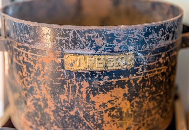 Medida rara de um passo antigo (o passo é uma unidade de medida antiga, não marca ou marca registrada)