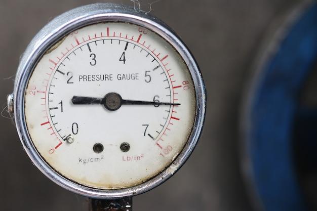 Medidor de pressão