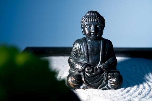 Meditação de buddha zen