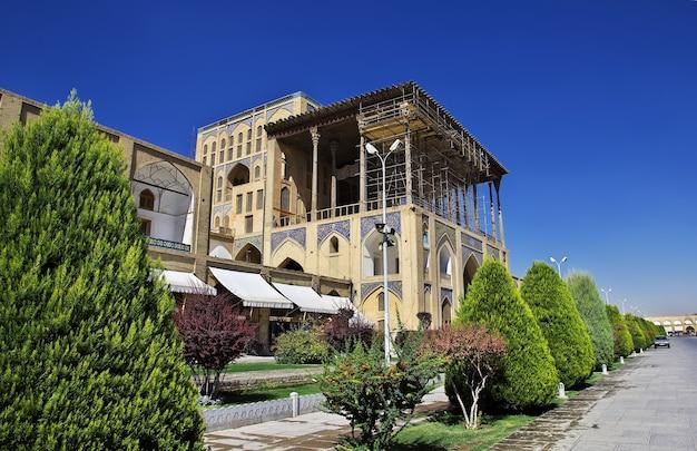 Meidan emam - praça naqsh-e jahan em isfahan, irã