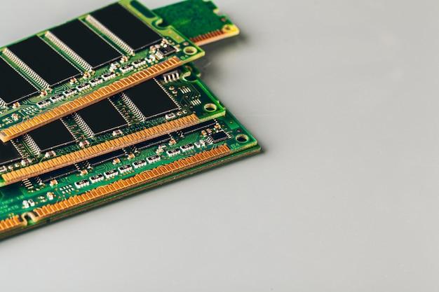 Memória ram de acesso aleatório do computador