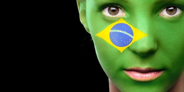 Menino brasileiro