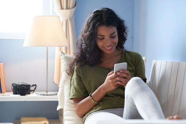 Mensagens de texto para amigos