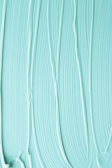Menta textura cosmética fundo maquiagem e cuidados com a pele cosméticos creme produto luxo beleza marca férias design plano ou arte abstrata de parede e pinceladas