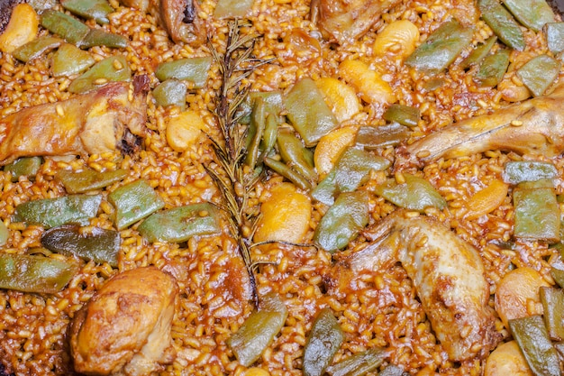Menu gourmet arroz gastronomia arroz