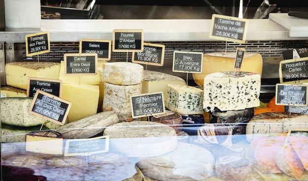 Mercado de agricultores parisienses