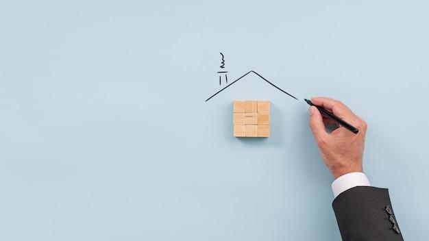 Mercado imobiliário e de seguros