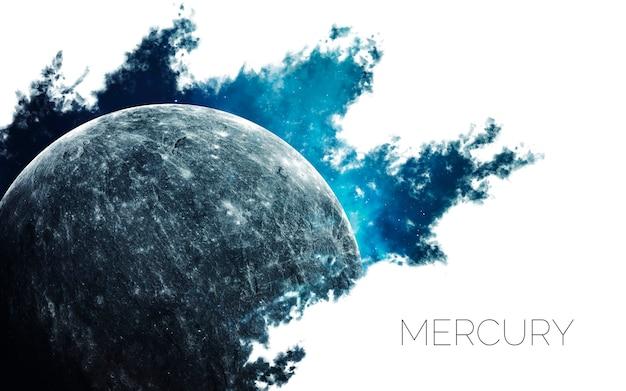Mercúrio no espaço