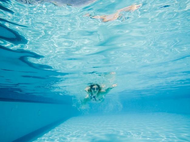 Mergulho feminino