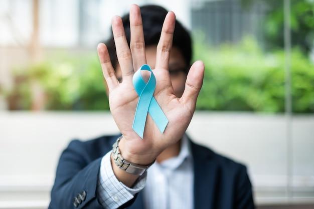 Mês da consciência do cancro da próstata,