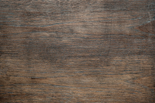 Mesa de madeira de textura como plano de fundo.