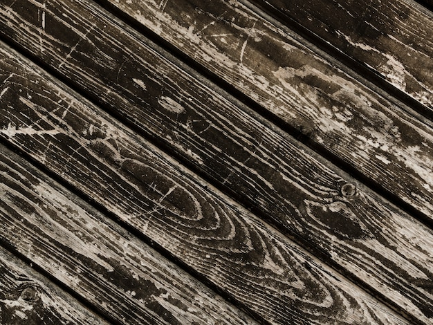 Mesa de madeira resistida grunge texturizada