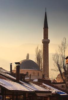 Mesquita bascarsijska dzamija, sarajevo