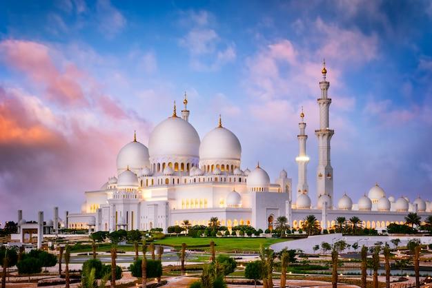 Mesquita branca