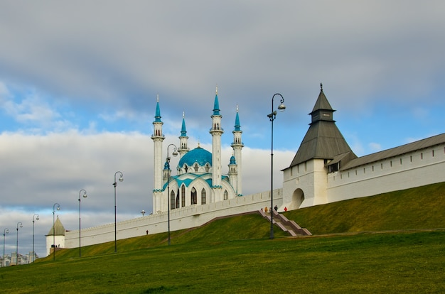 Mesquita do kremlin de kazan e kul-sharif