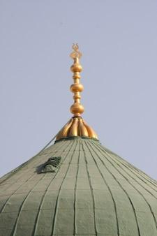Mesquita medina do profeta muhammad em medina ksa
