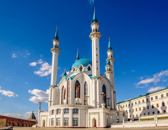 Mesquita qol sharif no kremlin de kazan