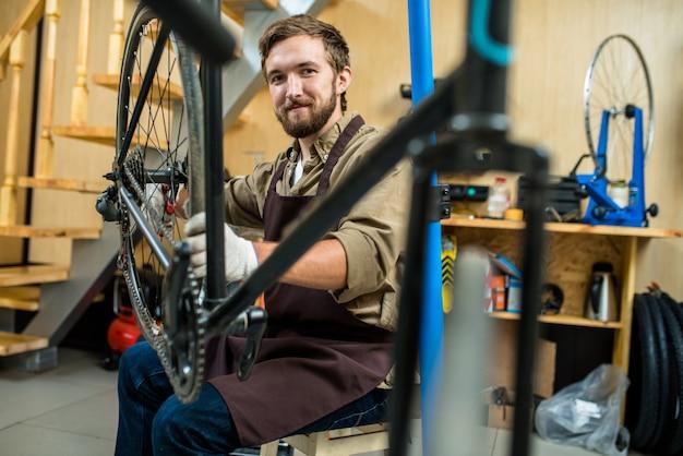 Mestre de bicicletas