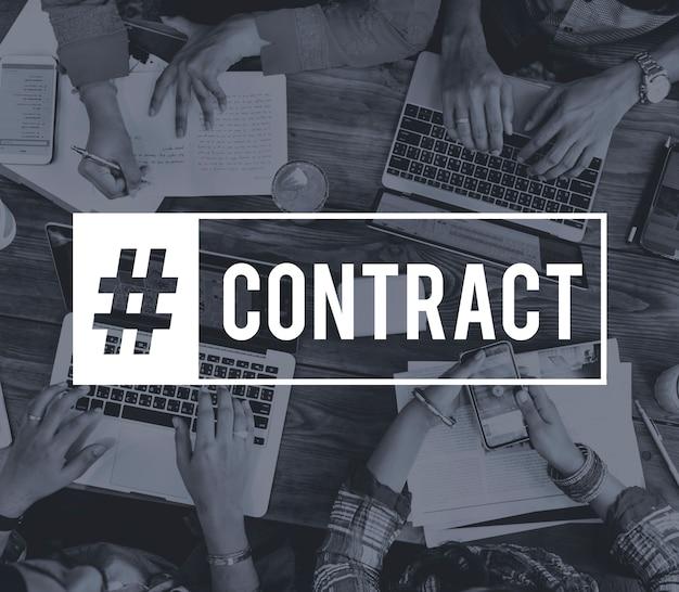 Meta dos objetivos executivos do contrato do negócio
