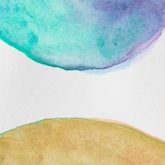 Metades da textura de forma arredondada na lona