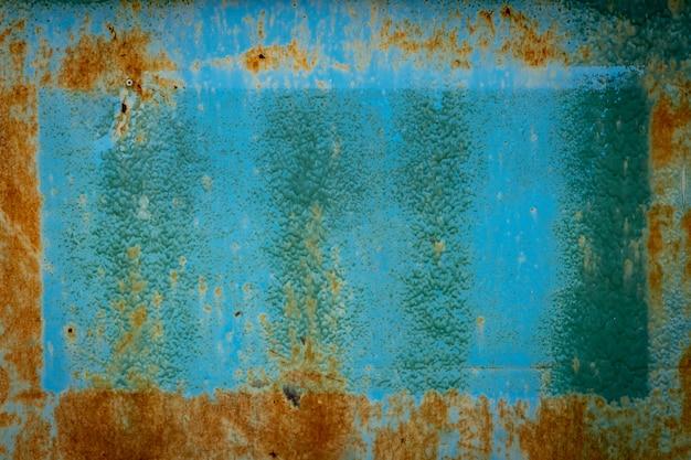 Metal abstrato da cor do grunge e fundo rústico e textured.