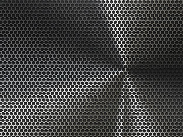Metal abstrato - fundo industrial moderno