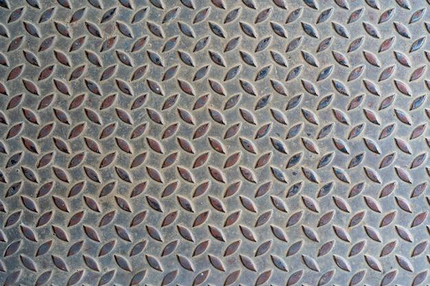 Metal enferrujado texturizado para uso no plano de fundo