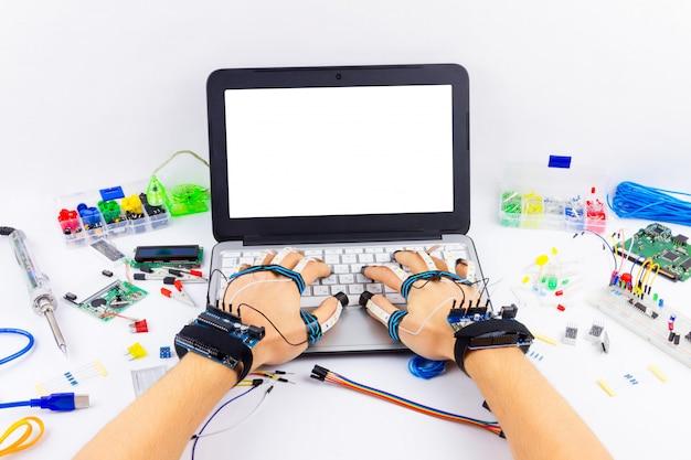 Microeletrônica de programação de computadores