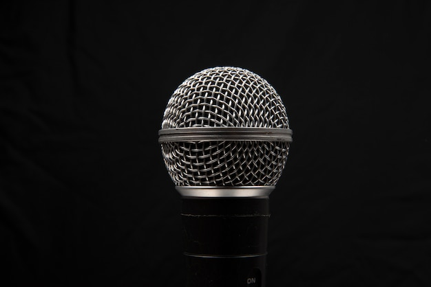 Microfone condensador singer profissional