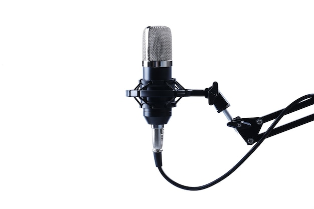 Microfone moderno