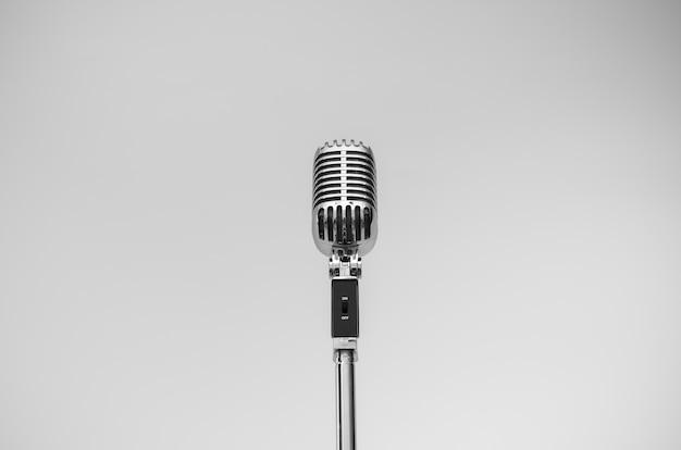 Microfone vintage