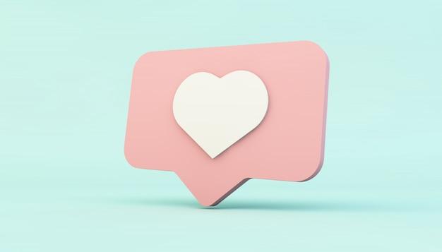 Mídias sociais como ícone
