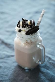 Milkshake delicioso