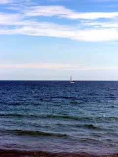 Milwaukee à beira-mar, água, barco, barcos