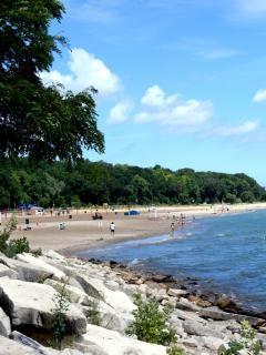 Milwaukee praia, praia