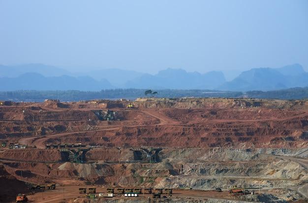 Mina de carvão